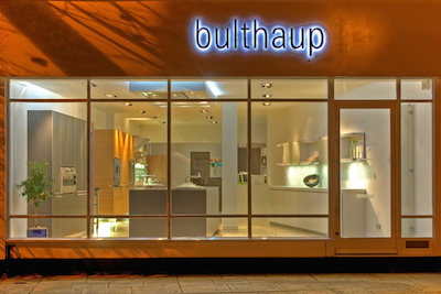 bulthaup Winchester showroom